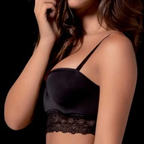 Reggiseno fascia con ferretto Love and bra Christelle