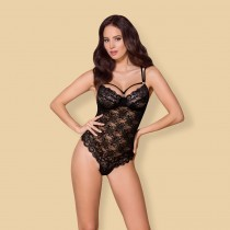 Sexy body in pizzo Obsessive 860-ted-1 nero