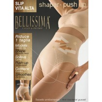 0 Slip Bellissima shaper vita alta push-up