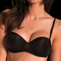 Reggiseno a fascia Love and bra Claudia con ferretto