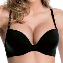 Reggiseno fascia super push up Love and bra meraviglioso