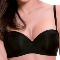 Reggiseno fascia Love and bra Tiziana con ferretto