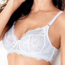 Reggiseno con ferretto Lormar Perfect coppa D in pizzo