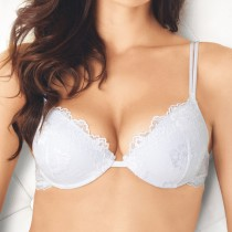 Reggiseno push up Lormar My Class al gel con ferretto