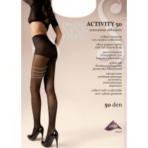 Collant Sisi Activity 50 den riposante