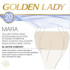 Collant Golden Lady Mara 20 den 5 paia