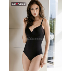 Body intimo donna contenitivo Lovable absolute lift l03x8 coppe preformate con ferretto