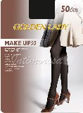 Collant goldenlady make up 50 den 10 paia